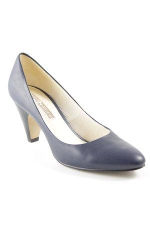Buffalo High Heels dunkelblau Elegant