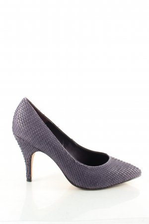 Buffalo High Heels lila Eleganz-Look