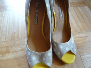 Buffalo High Heels Peeptoe Gr. 39 neu