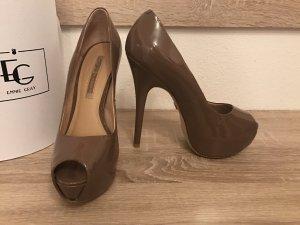 Buffalo High Heels / Peeptoes