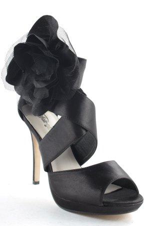 Buffalo High Heels schwarz Elegant