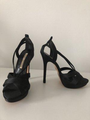 Buffalo high heels schwarz Gr.37 wie Neu