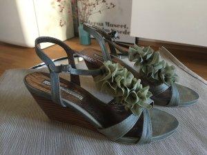 Buffalo Keilabsatz-Sandalette  (Wedges) Gr. 38 - 25€