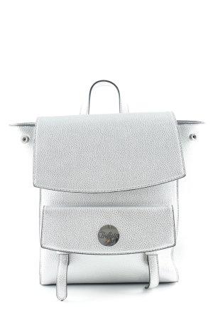 Buffalo Mini sac à dos argenté style extravagant