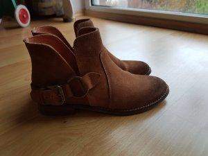 Buffalo Kurzschaft-Stiefel, Boots, Muscate