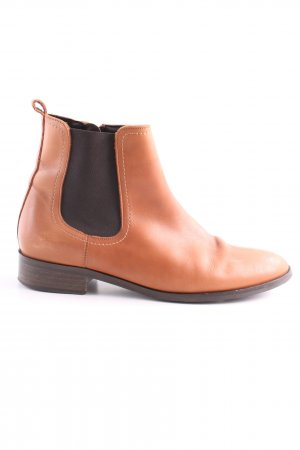 Buffalo Short Boots light orange-brown casual look