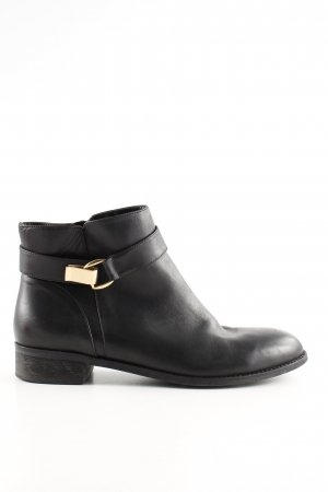 Buffalo Short Boots black casual look