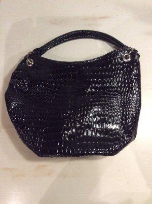 Buffalo Shoulder Bag black synthetic material