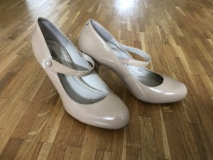 Buffalo Lack Pumps | nude, Gr. 38