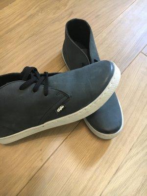 Buffalo Leder Schuh Gr.37 blau