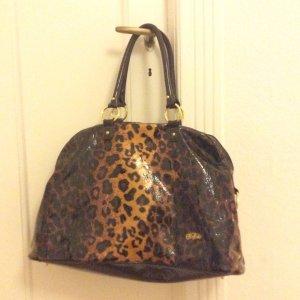 Buffalo Leoprint Handtasche