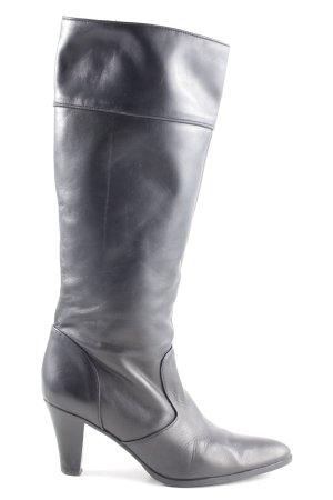 Buffalo London Heel Boots black casual look