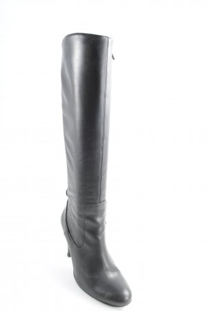 Buffalo London Absatz Stiefel schwarz Elegant