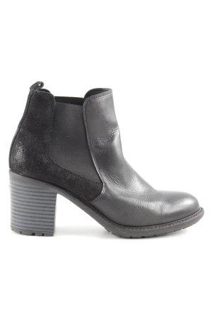 Buffalo London Booties schwarz Casual-Look