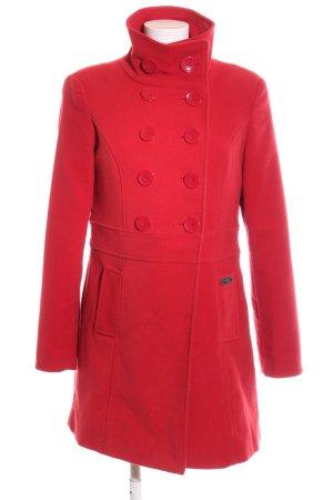 Buffalo London Pilotenjas rood zakelijke stijl