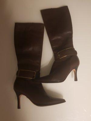 Buffalo London Heel Boots brown