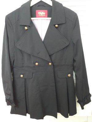 Buffalo London Gr.38 schwarz  Jacke/Kurzmantel