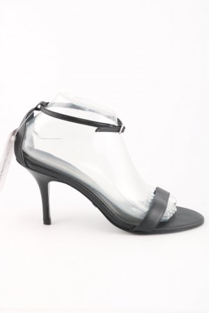 Buffalo London High Heel Sandaletten schwarz Business-Look