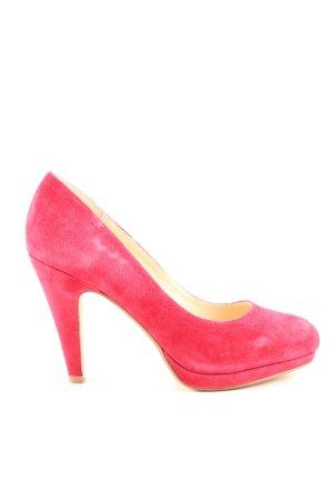 Buffalo London High Heels pink Elegant