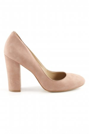 Buffalo London High Heels dusky pink casual look