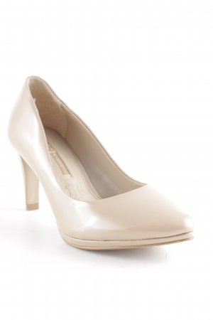 Buffalo London High Heels beige Casual-Look