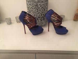 Buffalo London High heels blau
