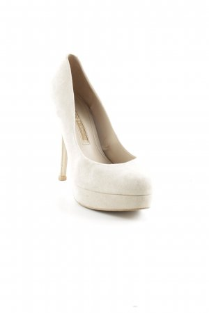 Buffalo London High Heels creme Elegant