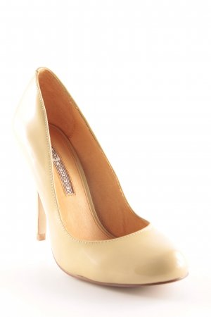 Buffalo London High Heels goldfarben Elegant