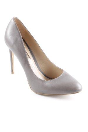Buffalo London High Heels grau-creme Elegant