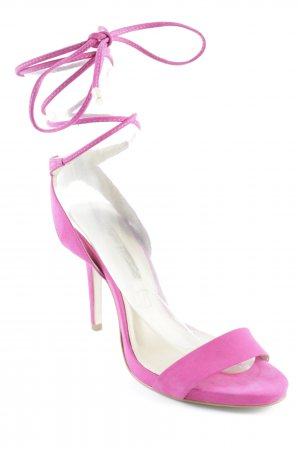 Buffalo London High Heels magenta Elegant