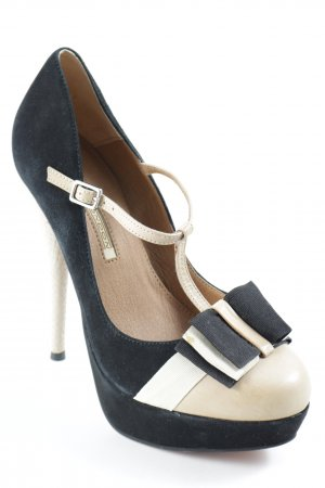 Buffalo London High Heels mehrfarbig Elegant