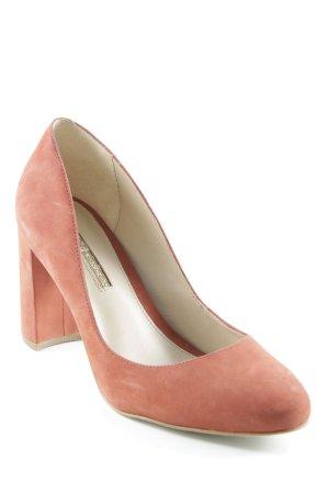 Buffalo London High Heels rostrot Elegant