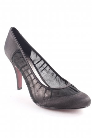 Buffalo London High Heels schwarz Elegant