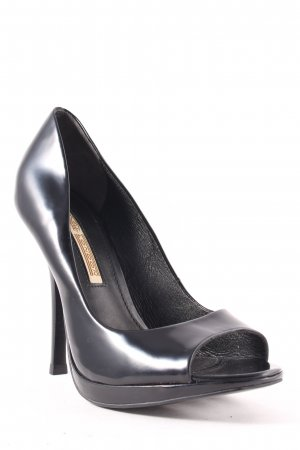 Buffalo London High Heels schwarz Party-Look