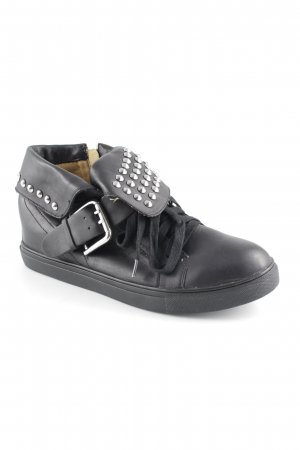 Buffalo London High Top Sneaker schwarz Casual-Look