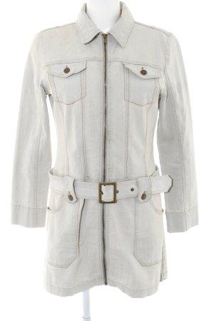 Buffalo London Denim Jacket light grey casual look