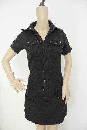 Buffalo London Kleid schwarz