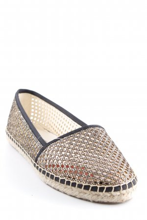 Buffalo London Lackballerinas mehrfarbig Glitzer-Optik