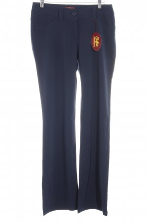Buffalo London Marlene Trousers dark blue business style
