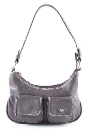 Buffalo London Mini Bag dark brown casual look