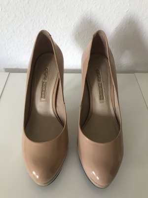 Buffalo London Plateau-Pumps, nude