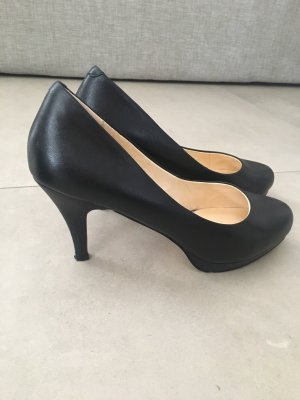 Buffalo London Pumps 38 schwarz wie neu