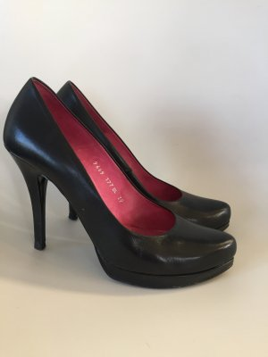 Buffalo London Pumps Gr. 39 schwarz