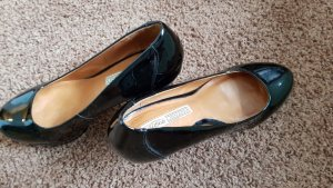 Buffalo London Pumps Lackleder schwarz sensationell chic - Gr. 39
