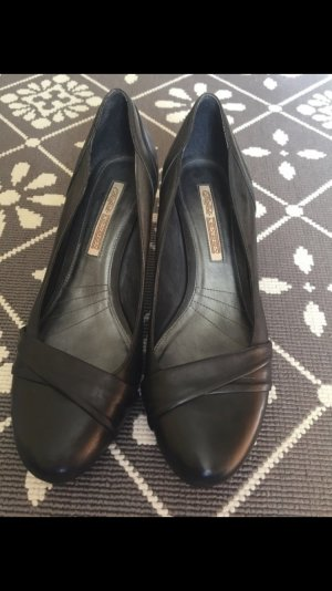 Buffalo London Pumps schwarz