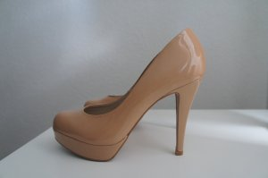 Buffalo London Pumps Top! Gr. 41 Nude