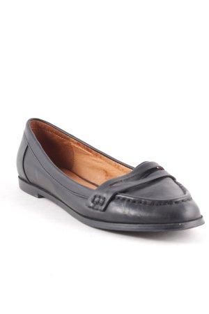 Buffalo London Zapatos sin cordones negro look Street-Style