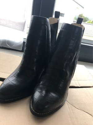 Talon Noir À Bottes London Buffalo rdBWCxoe