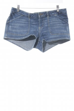 Buffalo London Shorts blau Beach-Look