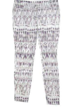 Buffalo London Skinny Jeans Allover-Druck Casual-Look